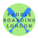 Paddle boarding London logo
