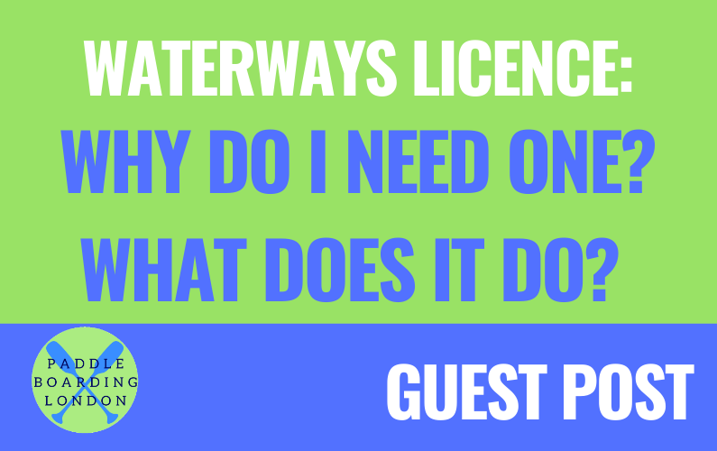 Where to get a waterways licence and why you need one