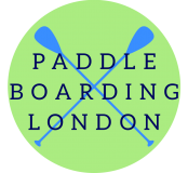 Paddleboarding London
