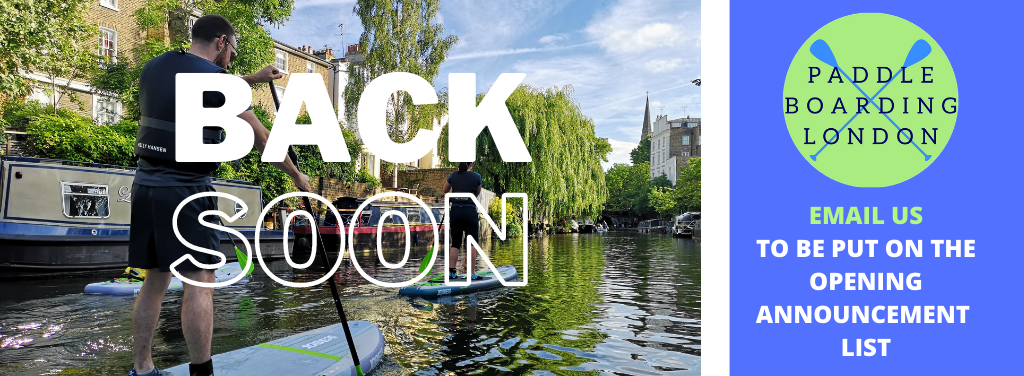 Welcome to Paddleboarding London