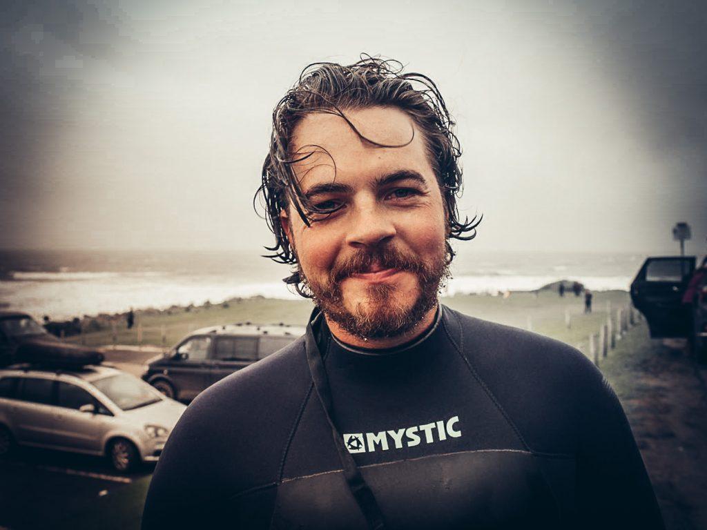 Josh Haberfield, Paddleboarding London Instructor